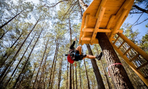 Cape Fearless Extreme Opens in Riegelwood