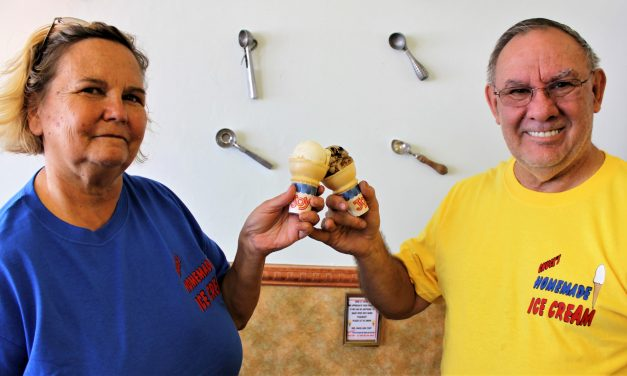 Chuck's Ice Cream Finds Home in Southport