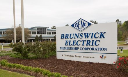 Don Hughes at Brunswick Electric Membership Cooperative Has Staying Power