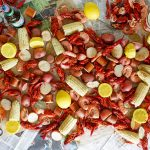 Low Country Boil with Brunswick County Flair