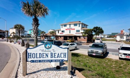 Alan Holden Reflects on Life in Holden Beach