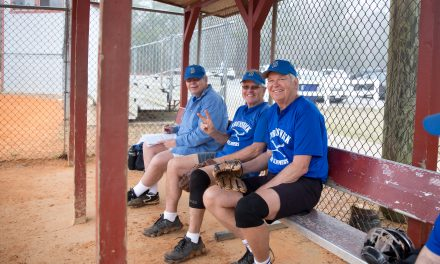 Players in Brunswick County Senior Softball League Redefine Age