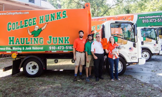 Business Profile: College Hunks Hauling Junk and Moving