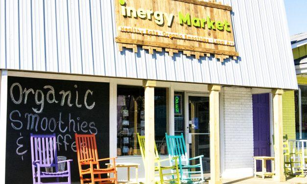 Inergy Market in Oak Island Offers Health Food Options