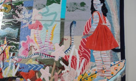 Fiber Art Exhibit Coming in February