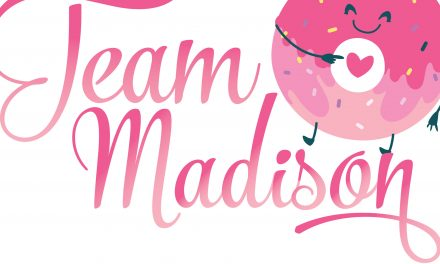 Donut Give Up – Team Madison