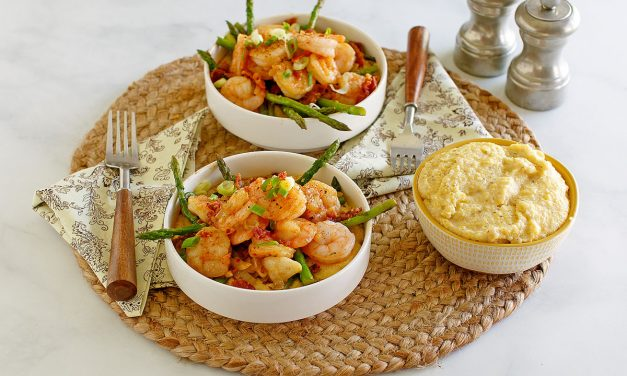 Shrimp 'n Grits