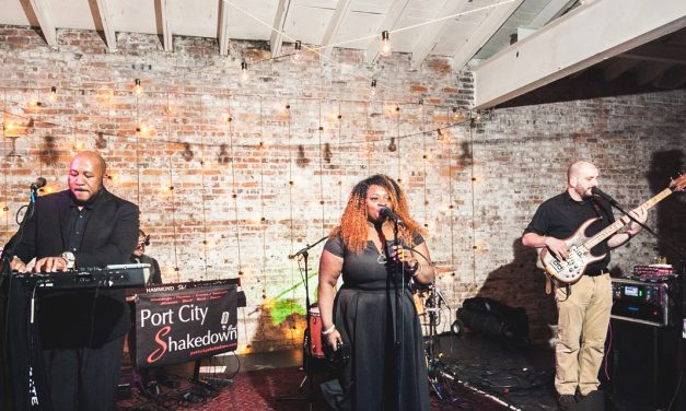 Port City Shakedown Delivers the Dance Party