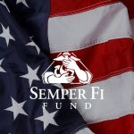 Seaglass Salvage Collects for Semper Fi Fund in honor of Memorial Day