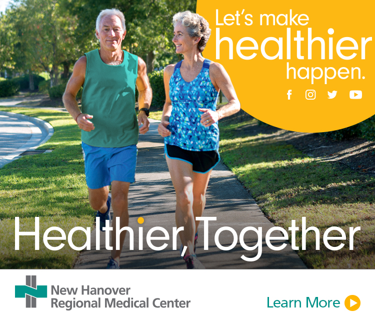 Sponsored by New Hanover Regional Medical Center