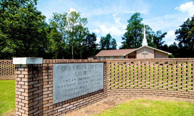Town Creek Church Restoration