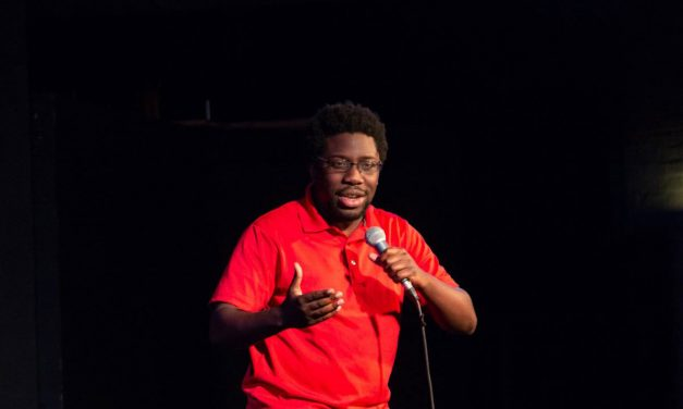 Q&A with Funny Man Wills Maxwell