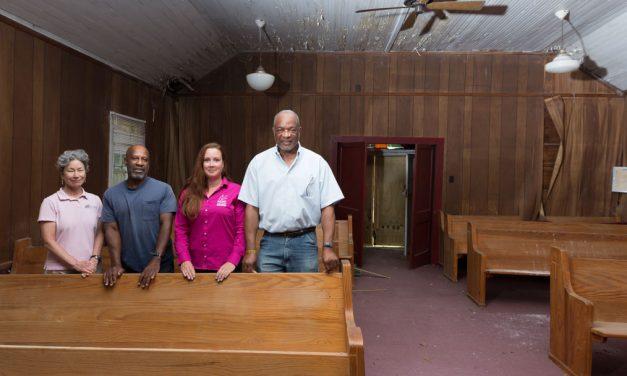 Reimagining Reaves Chapel
