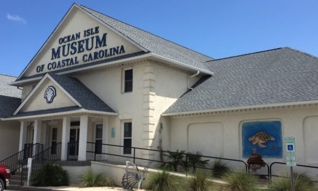 October Programs at the Museum of Coastal Carolina