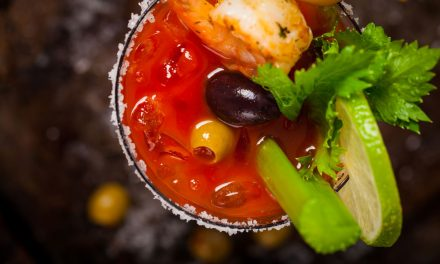 Donald Lee Grigg and the World-Famous Bloody Mary