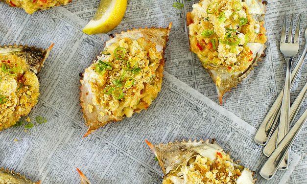 Devilishly Good Crabs
