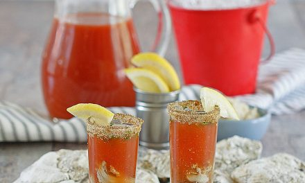 Salty, Spicy Shooters