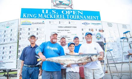 King Mackerel Tournament Comes to Southport