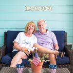 Nadia and Rick Howell — Ocean Isle Beach —