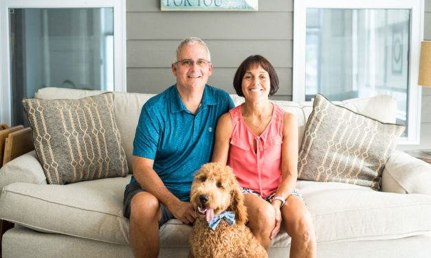 Resident Showcase: Kelly and Kevin Littlejohn of Ocean Isle Beach