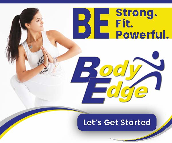 Sponsored by Body Edge Fitness in Ocean Isle Beach