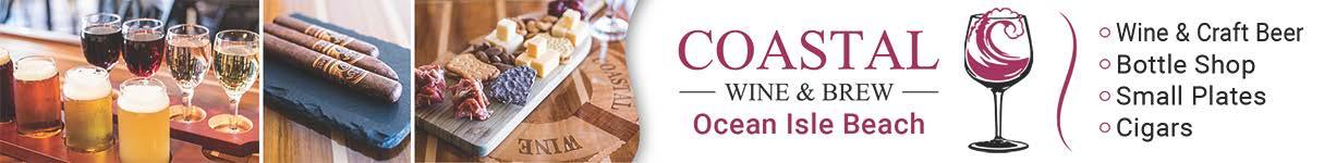 Sponsored by Coastal Wine & Brew