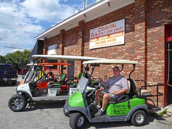 Coastal-golf-cart