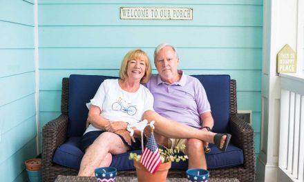 Naida & Rick Howell of Ocean Isle Beach, NC