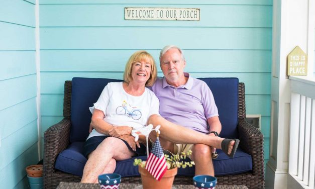 Naida & Rick Howell of Ocean Isle Beach