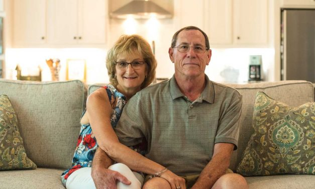Residential Showcase: Mary and Jack Harmon