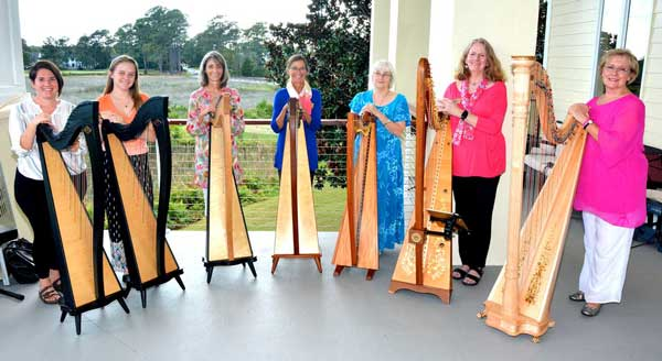 Coastal-CarolinaHarp-Chapter-Group-Founders