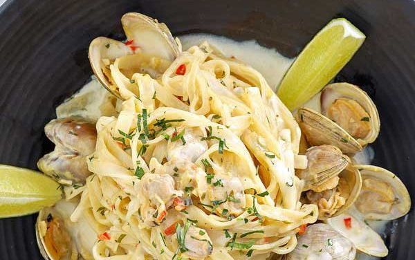 Clams, Meet Coconut Curry