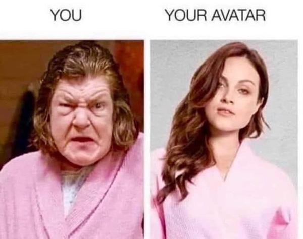 YouandYourAvatar