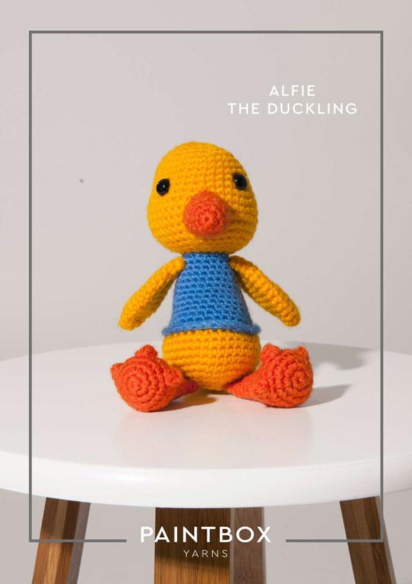 Alfie-the-Duckling