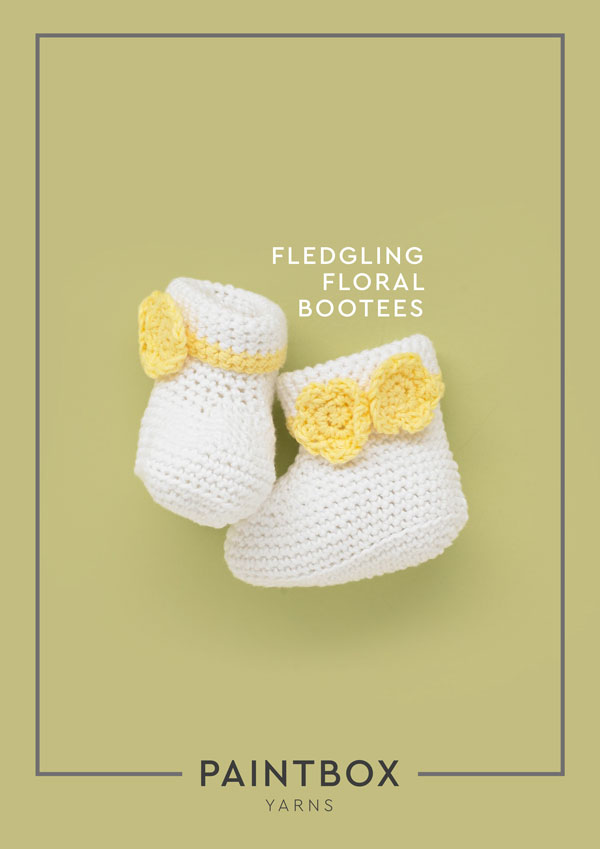Fledgling-Floral-Bootees
