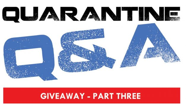 Quarantine Q&A – Third Winners