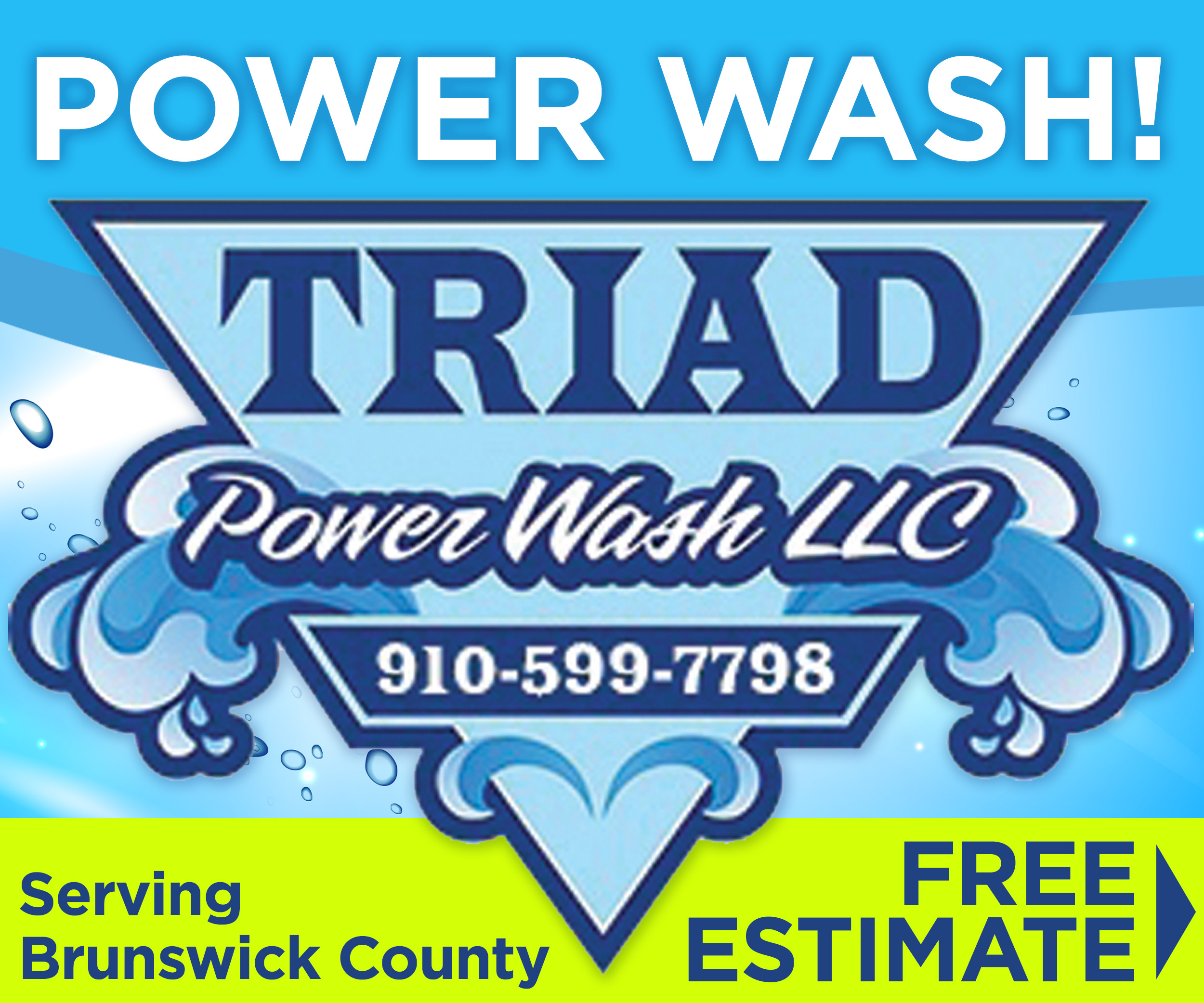 Sponsored by Triad Power Wash