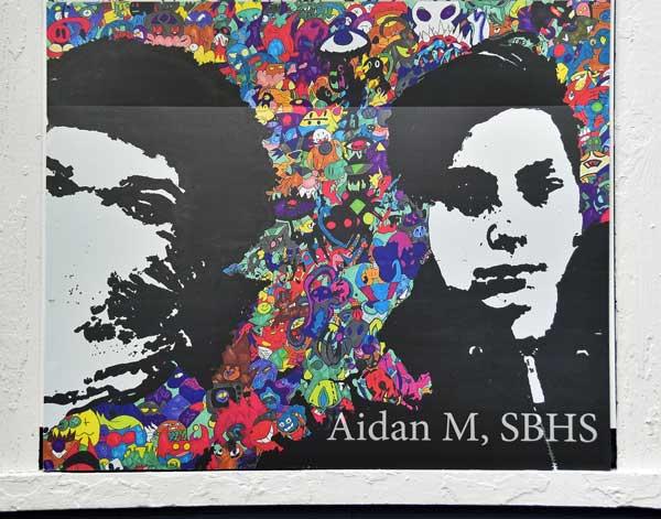 Aidan M. South Brunswick High School Southport NC