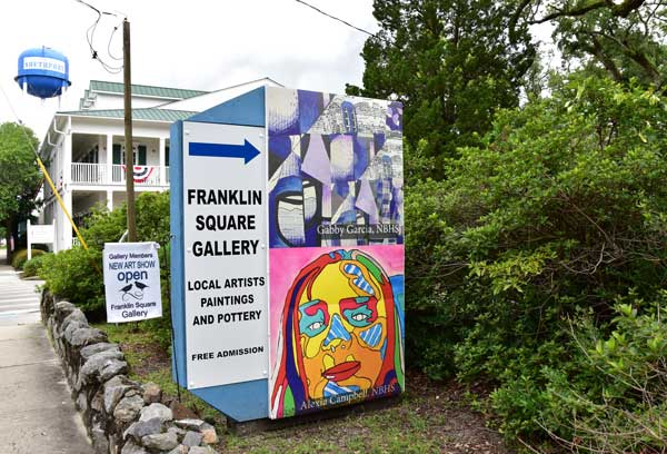Franklin Square Gallery on Howe-St 2