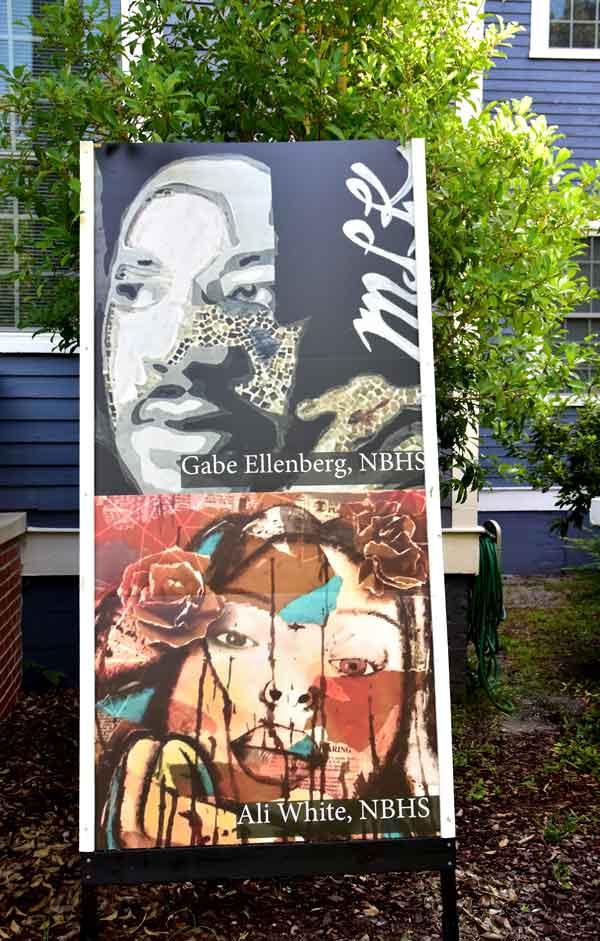 Gabe Ellenberg & Ali White - North Brunswick High School Leland NC