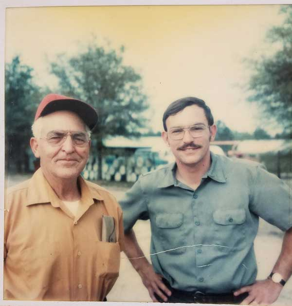 Dew Oil Company Founders 70 years NC