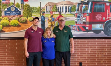 Firehouse Subs Opens in Leland