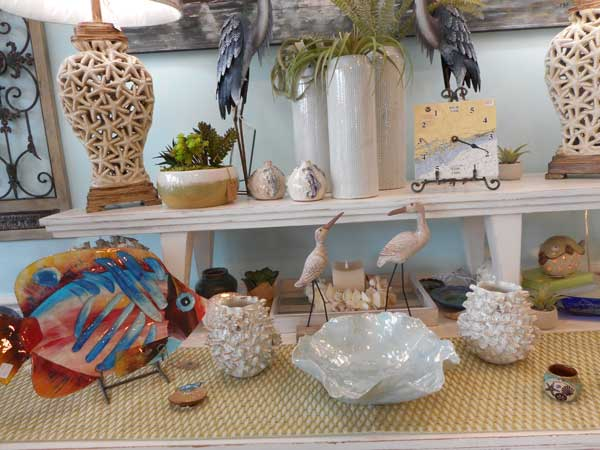 Vivis By the Sea Beachy Shop NC