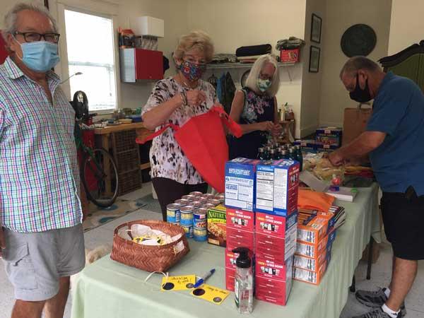 Volunteers KCNB Bags NC