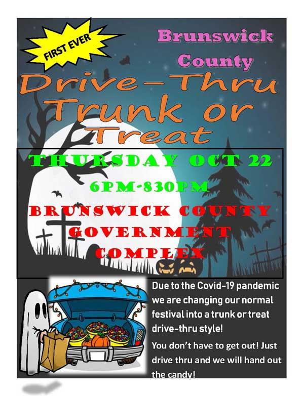 Trunk or Treat Brunswick NC