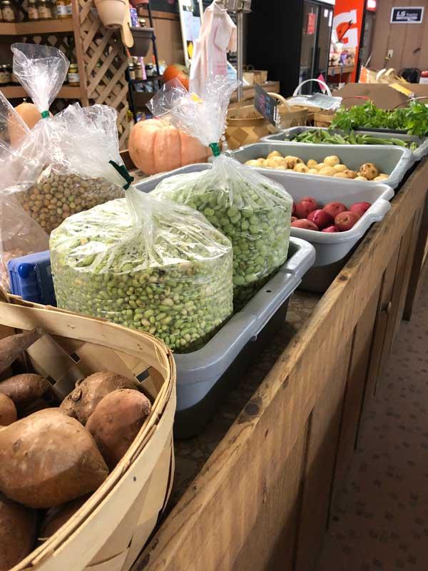 Indigo Farms Brunswick NC Produce