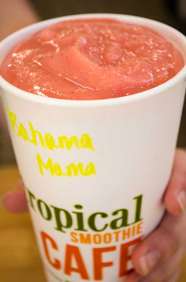 Leland NC Tropical Smoothie Cafe