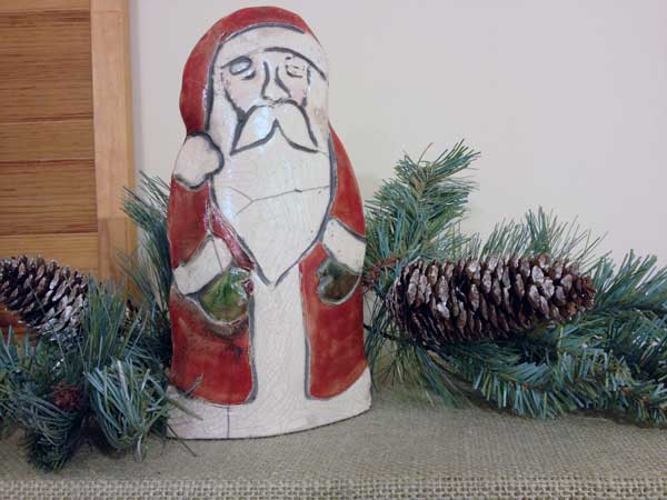Santa By Betsy Parker Brunswick County NC