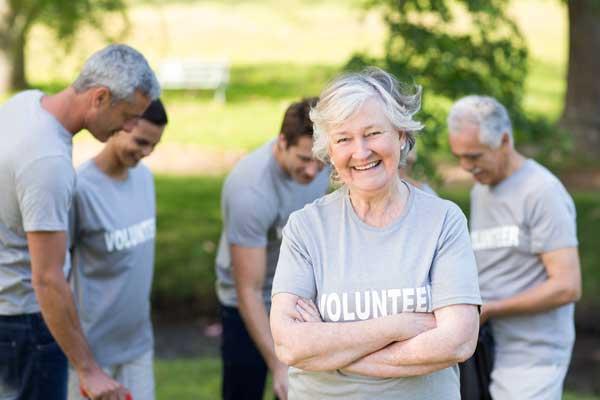 Volunteer Brunswick County NC Seniors Retirement