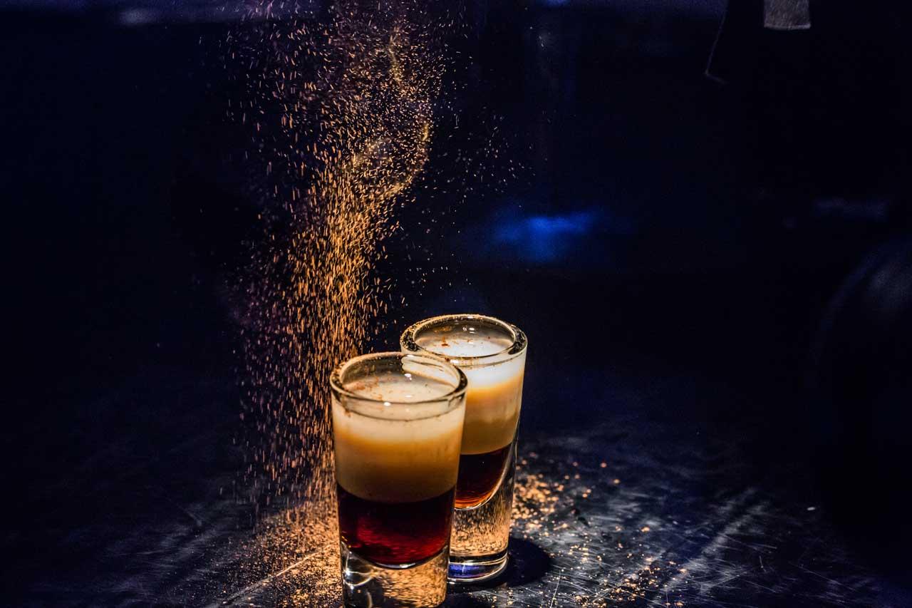 B-52 Cocktail Drink